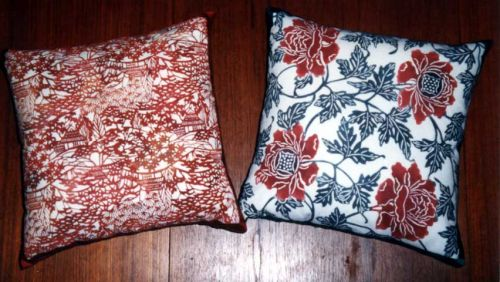 Woodland and Peony Pillows.jpg